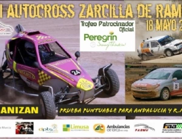 Autocross de Zarcilla de Ramos