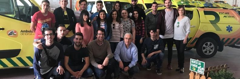 Visita CIFP de Lorca