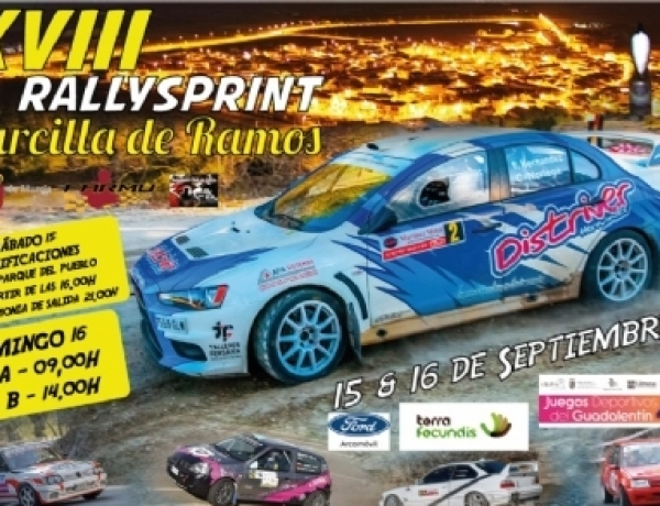 Rallysprint Zarcilla de Ramos