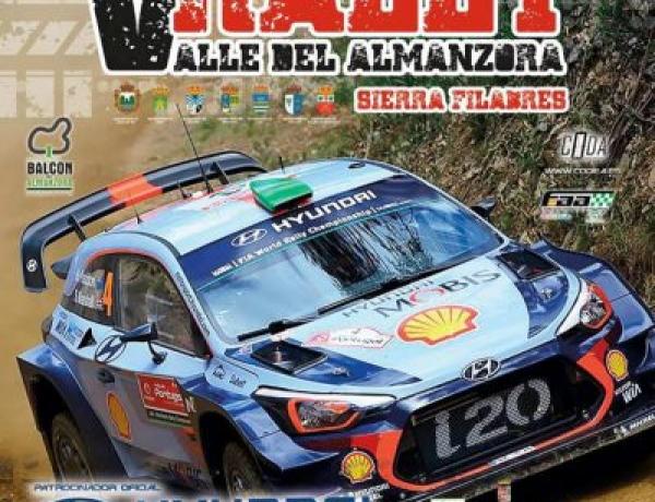 V Rallye Valle del Almanzora/Sierra Filabres