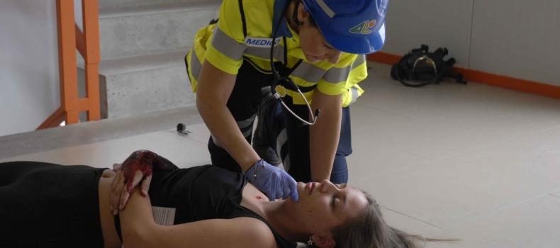Lorca se prepara para actuar en caso de terremoto