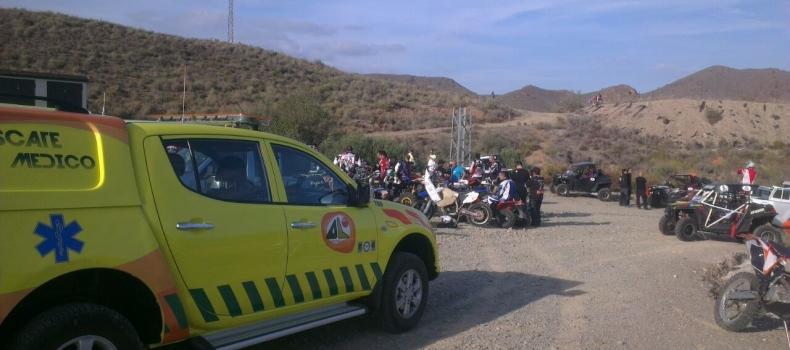CAMPEONATO de España Rally TT