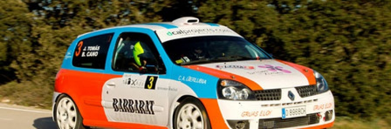 Rally Sprint Zarcilla de Ramos