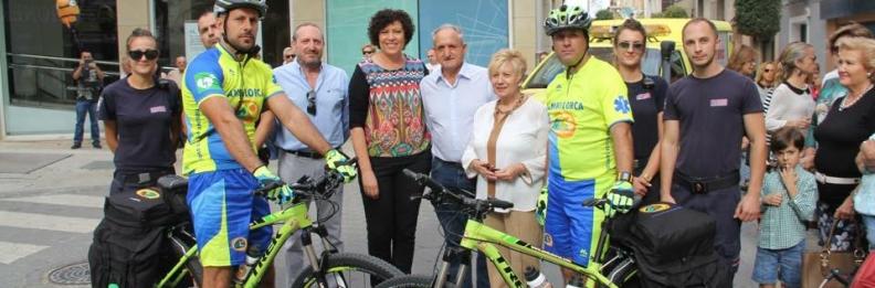 Unidad Ciclista Sanitaria