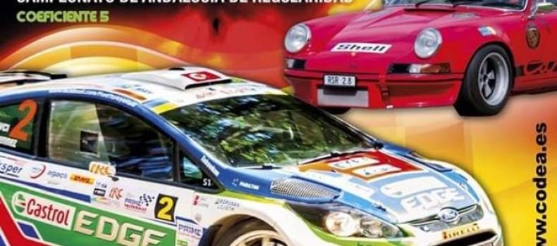 Rally Valle de Almanzora-Filabres,