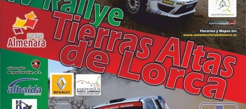 IV Rally Tierras Altas