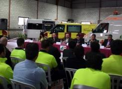 I PROMOCION  TECNICOS EMERGENCIAS SANITARIAS