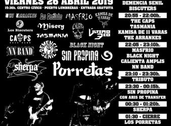 Festival 'Actitud Rock'