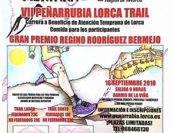 VII PEÑARRUBIA LORCA TRAIL