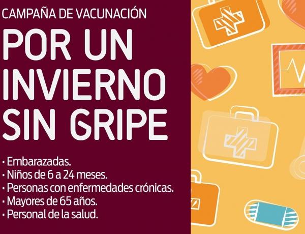 Campaña Contra la Gripe 2017