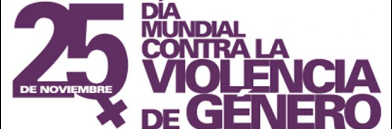 Basta ya de violencia contra la mujer
