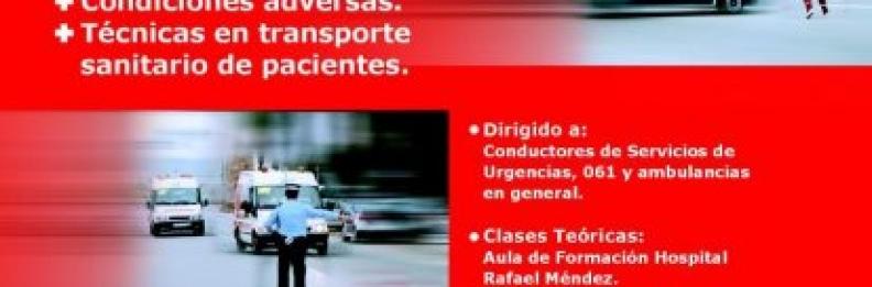 CURSO DE CONDUCCION DE AMBULANCIAS