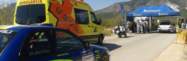 XIII Rallysprint Zarcilla de Ramos