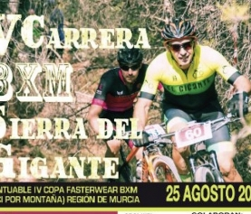 Carrera BXM Sierra del Gigante