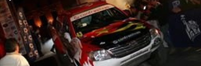 III Rallye Tierras Altas de Lorca