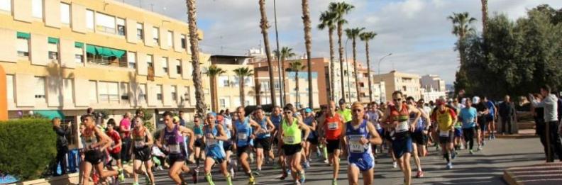 , la II Media y Cuarto de Maratón de PuertoLumbreras