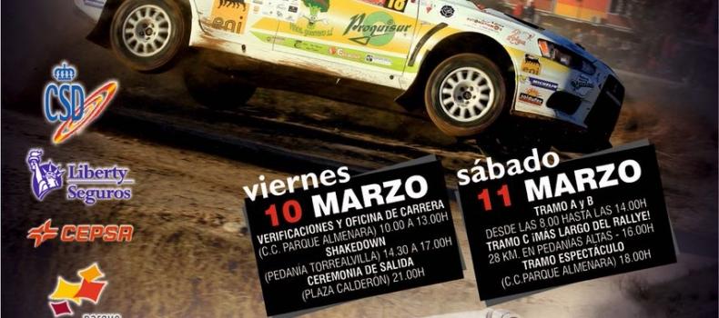 VI Rallye Tierras Altas de Lorca