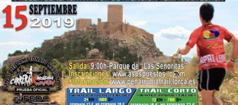 VIII Peñarrubia Lorca Trail