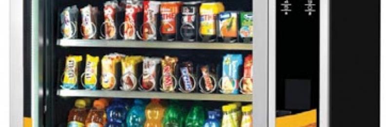 Bebidas y snaks gratuitos