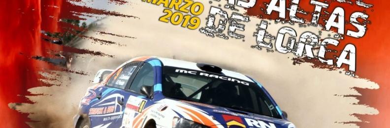 Rallye Tierras Altas de Lorca