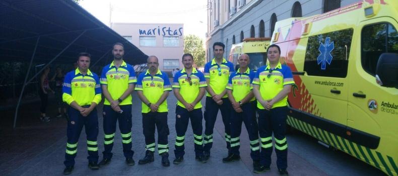 Marcha Solidaria: Maristas de Murcia 2017