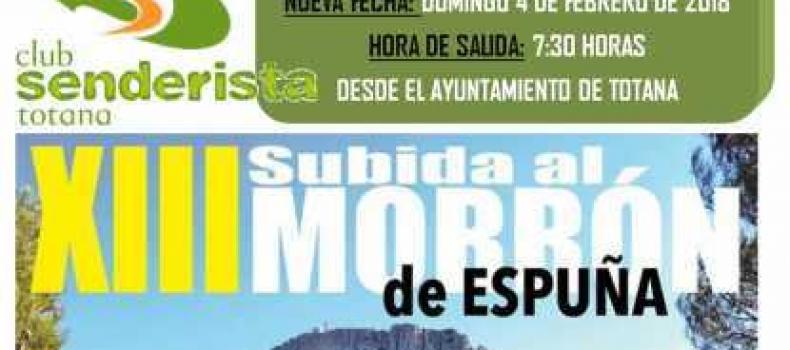 Subida al Morrón de Sierra Espuña