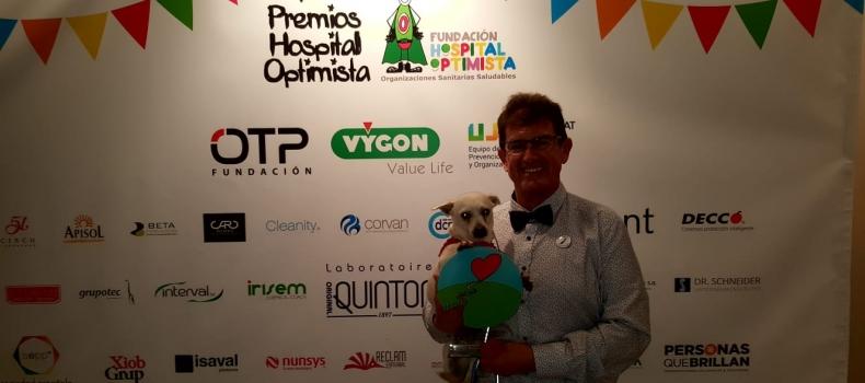 Premios Hospital Optimista