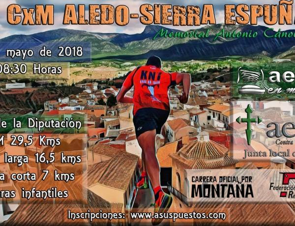 VI CXM Aledo – Sierra Espuña