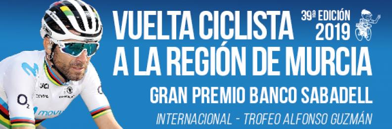 39 Vuelta Ciclista a la Región de Murcia