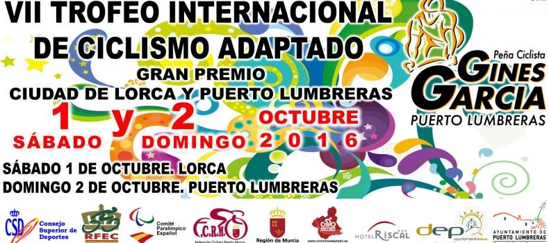 Trofeo Internacional de ciclismo Adaptado