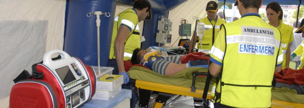 Ambulancias para grandes eventos