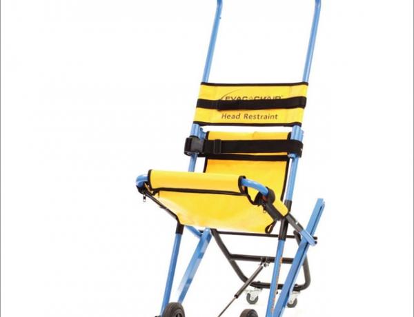 Taller uso y manejo silla de evacuación