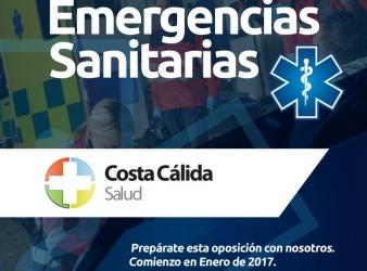 Oposición Técnico en Emergencias Sanitarias