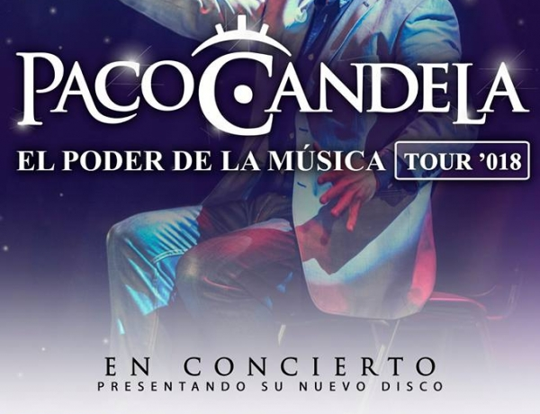 Paco Candela en Concierto