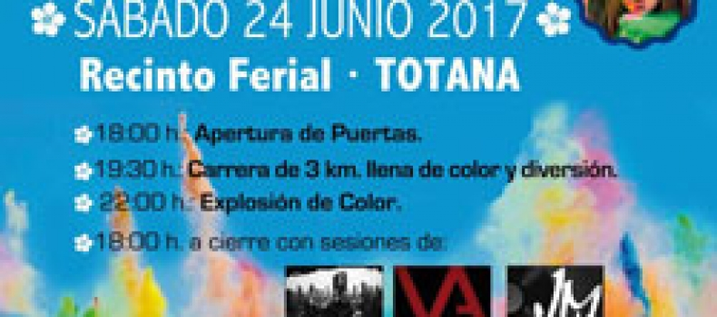 PAINT RUN TOTANA