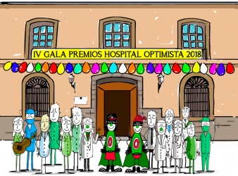 Gala Premios Hospital Optimista