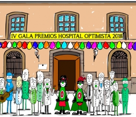 Gala Premios Hospital Optimista