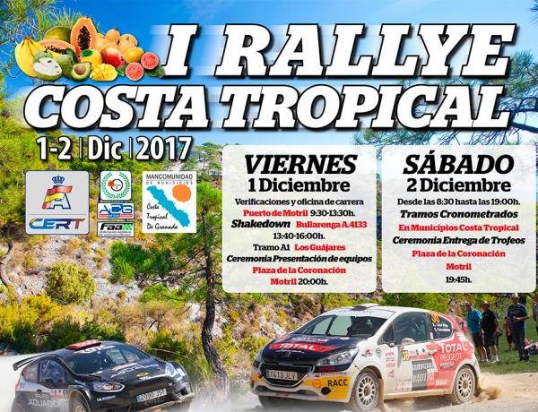 Rallye Costa Tropical
