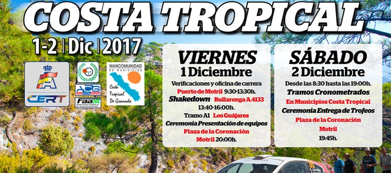 Rallye Costa Tropical