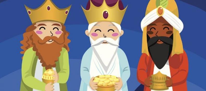 Cabalgata de Reyes Magos 2018 en Totana