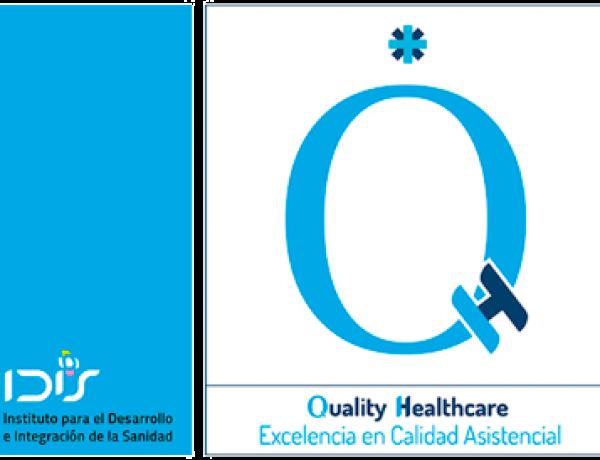Renovación de la Acreditación Quality Healthcare