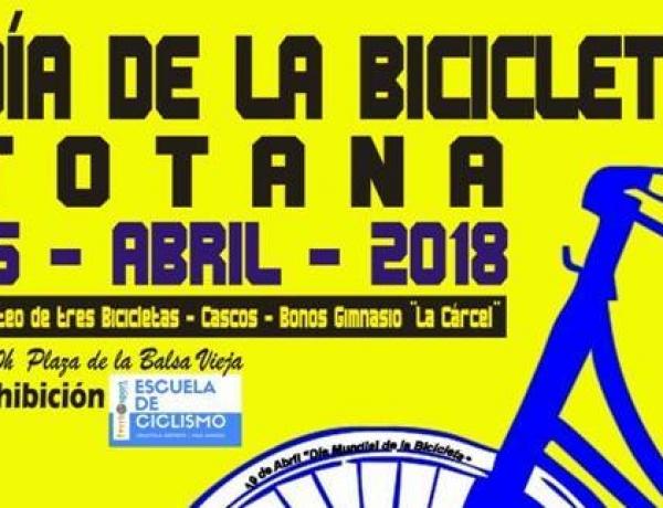 Día de la Bicicleta de Totana